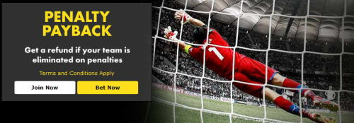 Bet365 Euro 2016 Penalty Payback Offer