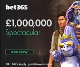 Bet365 Million Pound Spectacular