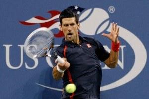 Novak Djokovic US Open Tennis 2014
