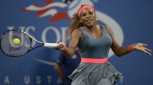 Serena Williams US Open Tennis 2014