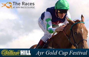 Ayr Gold Cup 2014