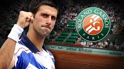 Novak Djokovic French Open 2015