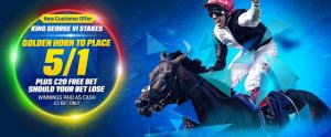 Coral Golden Horn 5/1 Ascot Offer