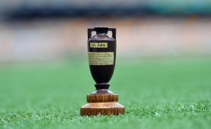 The Ashes 2015 urn