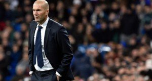 Zidane Real Madrid Manager