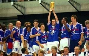France 1998 World Cup Team