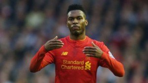 Daniel Sturridge Liverpool Europa League