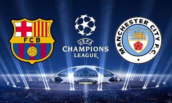 Barcelona vs Manchester City Champions League 2016-17