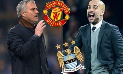 Mourinho and Giardiola