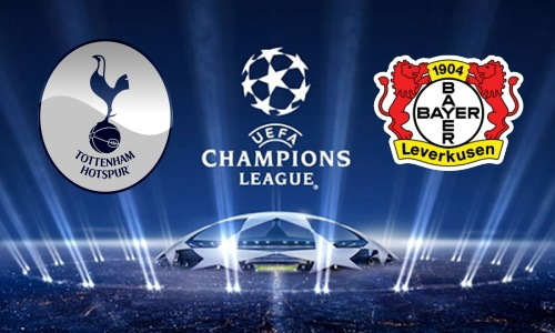 Spurs vs Bayer Leverkusen Champions League