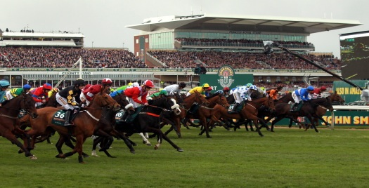 Grand National each way betting