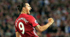 Zlatan Ibrahimovic may be 35 but he's Man Utd' top scorer and can score first on Thursday.