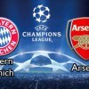 Bayern Munich vs Arsenal Champions League