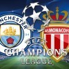 Man City vs Monaco Champions League