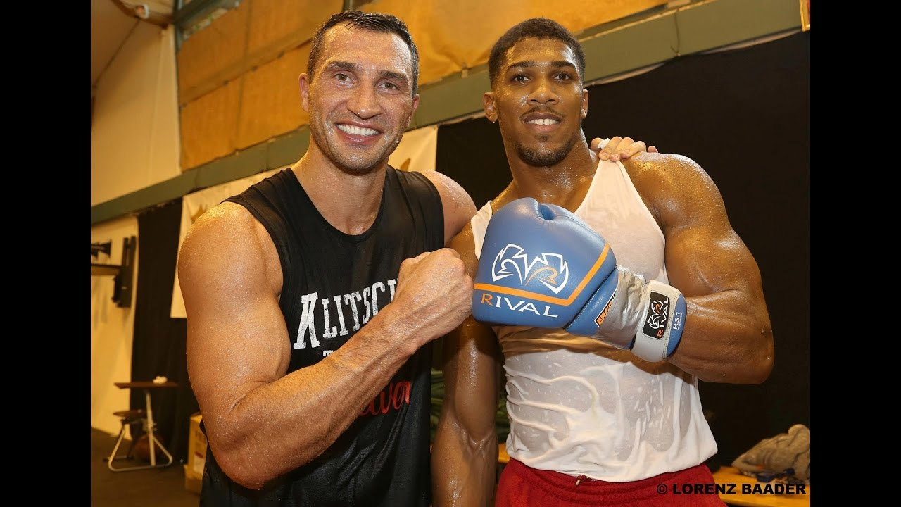 Wladimir Klitschko knows Anthony Joshua's style intimately as the two have sparred together.