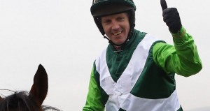 Noel Fehily said he wouldn't swap Blaklion for anything and is hopeful of Grand National glory.