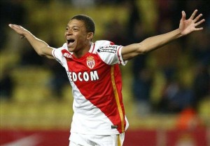 Kylian Mbappe is just one of a number of exciting players in the Monaco squad.
