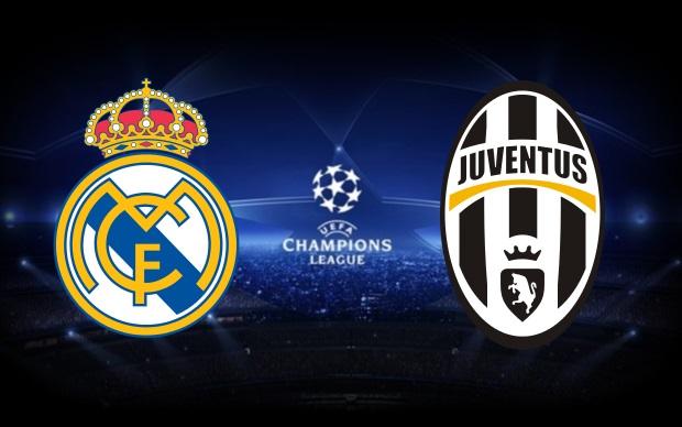 Real Madrid vs Juventus Champions League Final 2017