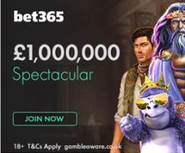 Bet365 Million Pound Spectacular