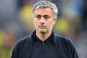 Jose Mourinho Chelsea Champions League