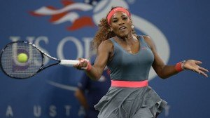 Serena Williams US Open Tennis 2014