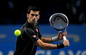 Novak Djokovic ATP FInals Tennis