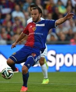 Shkelzen Gashi FC Basel Champions League