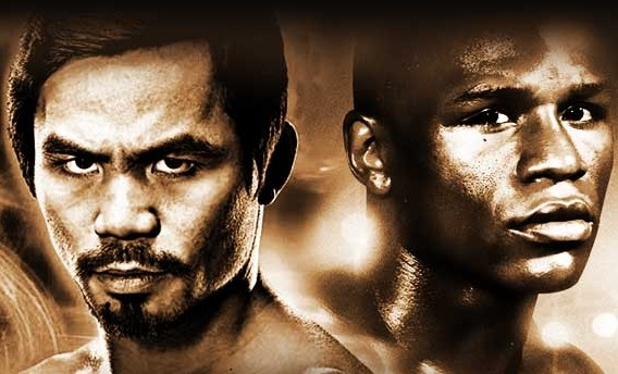 Mayweather vs Pacquiao head to head