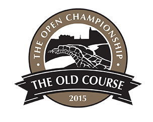 The Open Championship Golf 2015 Logo
