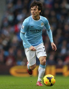 David Silva Injury return