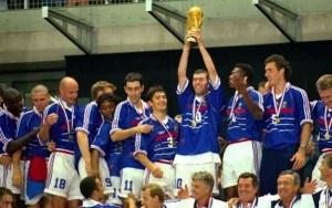 France 1998 World Cup Team