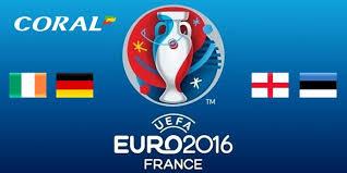 Coral Euro 2016 8/1 England v Slovakia Offer