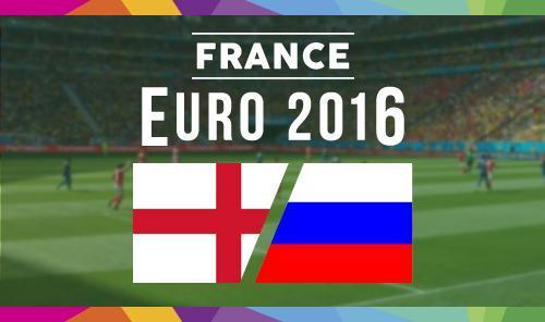 England vs Russia Euro 2016