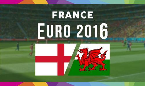 England v Wales Euro 2016