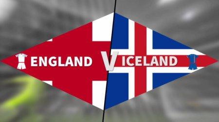 Euro 2016 England vs Iceland