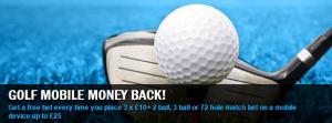 Winner Sports Mobile Golf Offer