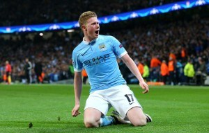 Kevin De Bruyne's return from injury makes Man City a much more fearsome prospect.