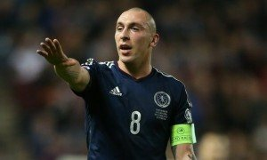 Scott Brown returns after his retirement to add some much needed steel to the Scotland midfield.