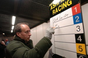 Betting odds have included overrounds even when the first bookies starting taking bets at the trackside.