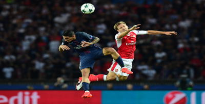 Arsenal vs PSG Champions League Betting