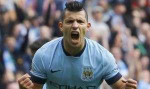 Sergio Aguero remains a fan favourite and can send the Etihad faithful wild by scoring on Tuesday night.
