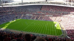 Wembley Stadium will be full of Man Utd and Southampton fans on Sunday for the EFL Cup final.