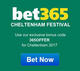 Cheltenham 2017 Bet365 Code