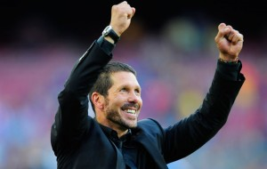 Diego Simone's success at Atletico Madrid has made him one of the most in demand managers in world football.