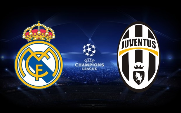 Real Madrid vs Juventus Champions League Final 2017