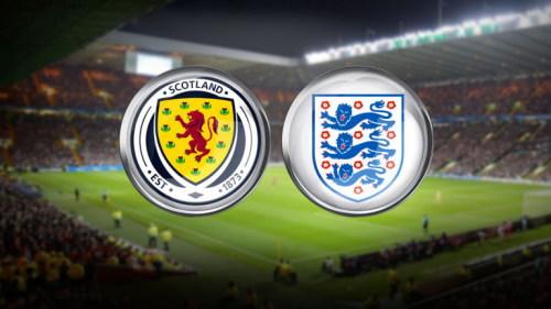 Scotland vs England World Cup 2018 Qualifier