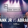 Chris Eubank Jnr vs Arthur Abraham