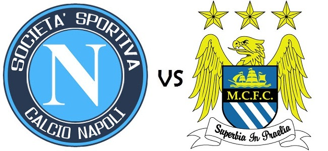 Napoli vs Man City Champions League