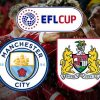 Man City vs Bristol City Carabao Cup