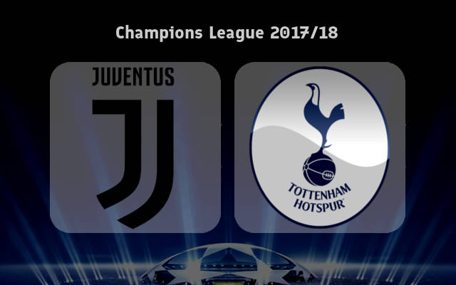 Juventus vs Tottenham Champions League
